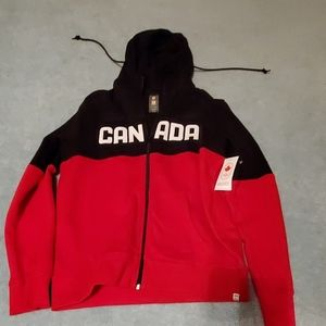 Other - New!!! Men's Canada zipped Hoodie